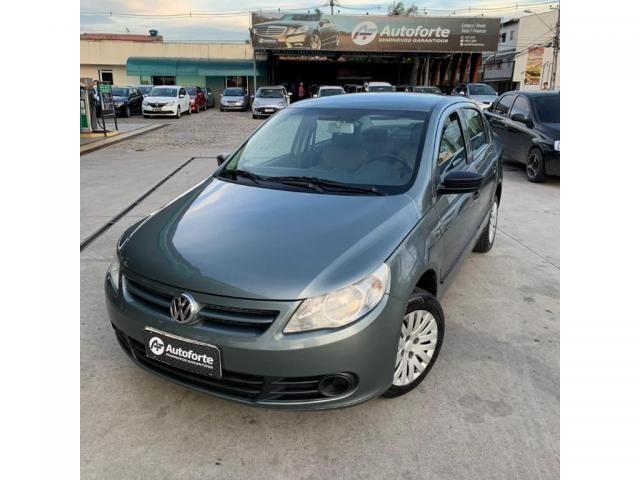 Volkswagen Voyage 1.0 Mi Total Flex 8v 4p Trend R$.19.990 - Foto 2