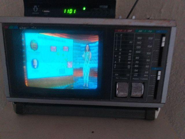 TV pra viagem
