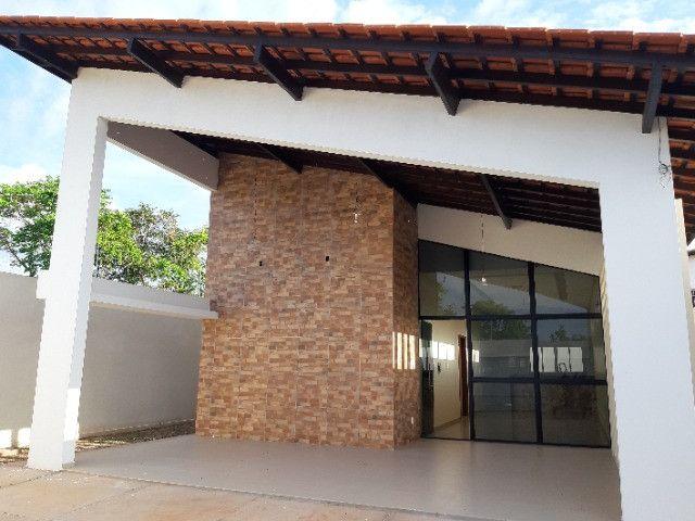 Vendo Casa Nova Na Zona Leste - Vale do Gavião - Foto 2