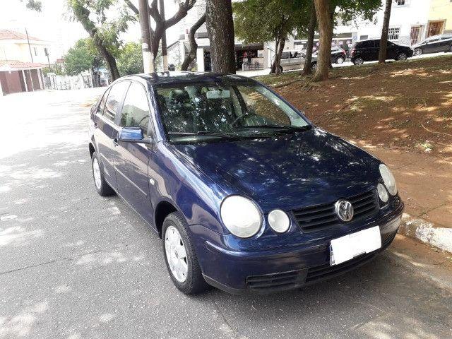 Polo Sedan 1.6 gasolina 2003