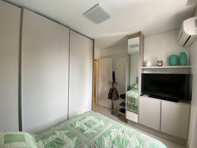 Belíssimo apartamento todo reformado 3 quartos sendo 1 suíte Nova Suíça Ed. Navegantes - Foto 19