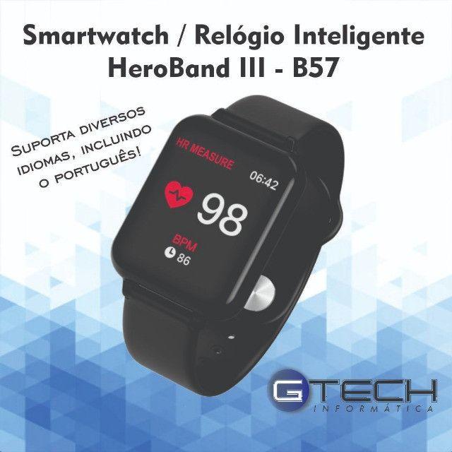 Smartwatch Relógio Inteligente HeroBand 3 B57