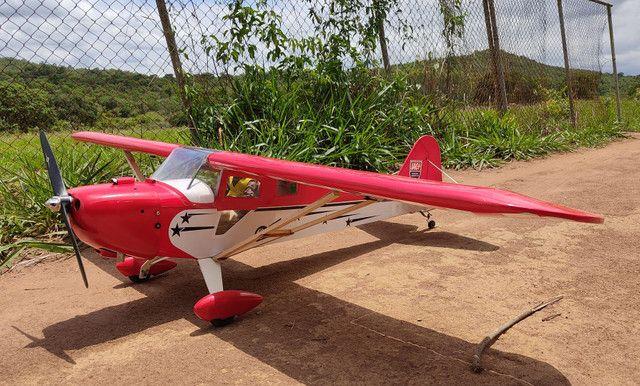 Aeromodelo Taylor craft para dle 30