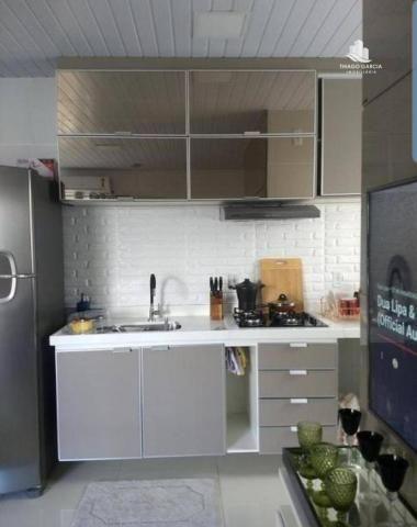 Apartamento com 2 dormitórios à venda, 48 m² por R$ 175.000 - Novo Horizonte - Teresina/PI - Foto 3