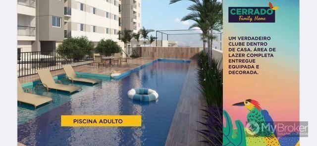 Apartamento com 3 dormitórios à venda, 83 m² por R$ 70.000,00 - Aeroviário - Goiânia/GO - Foto 4