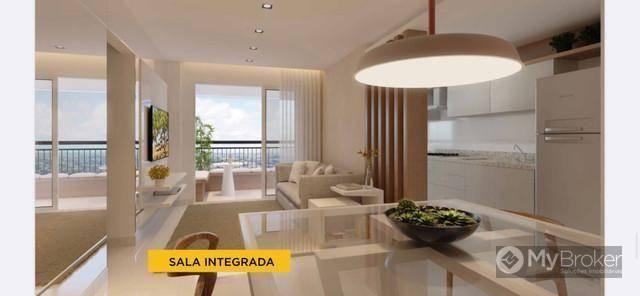 Apartamento com 3 dormitórios à venda, 83 m² por R$ 70.000,00 - Aeroviário - Goiânia/GO - Foto 6