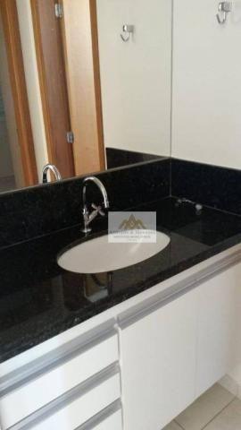 Apartamento com 1 dormitório para alugar, 42 m² por R$ 850/mês - Nova Aliança - Ribeirão P - Foto 11