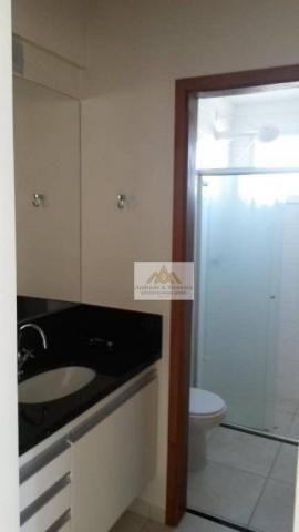 Apartamento com 1 dormitório para alugar, 42 m² por R$ 850/mês - Nova Aliança - Ribeirão P - Foto 13
