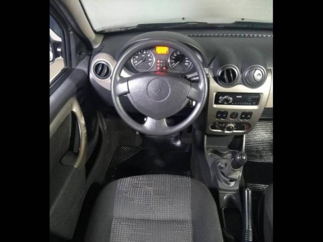 Renault Sandero Expression 1.0 16V (flex)  1.0 16V - Foto 7