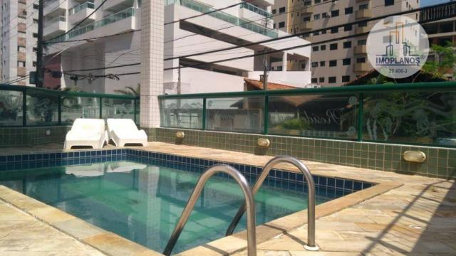 Apartamento com 2 dormitórios à venda, 95 m² por R$ 270.000,00 - Aviação - Praia Grande/SP