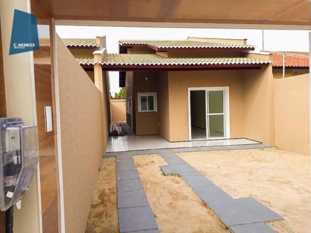 Casa residencial à venda, Divineia, Aquiraz. - Foto 8