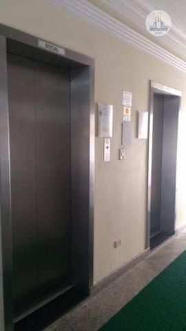 Apartamento com 2 dormitórios à venda, 95 m² por R$ 270.000,00 - Aviação - Praia Grande/SP - Foto 13