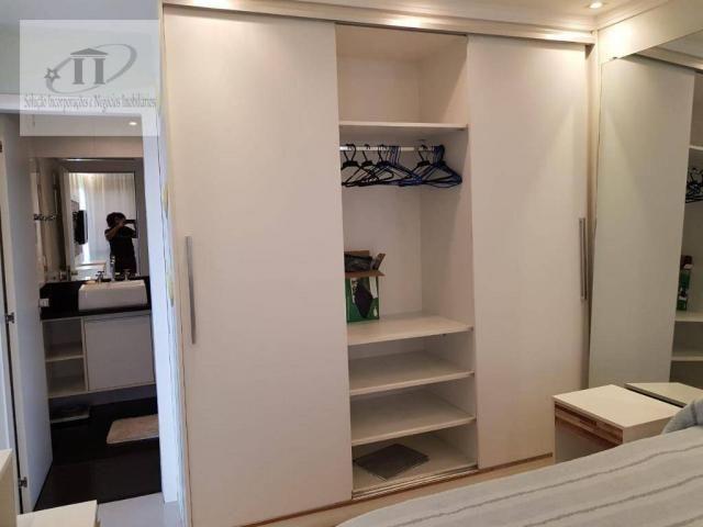 Flat com 1 dormitório à venda, 52 m² por R$ 420.000,00 - Edifício Létoile - Barueri/SP - Foto 14