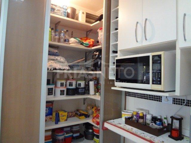 Casa de condomínio à venda com 3 dormitórios em Vila laranjal, Piracicaba cod:V135770 - Foto 19
