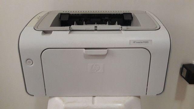 Impressora HP 1005 Conservada
