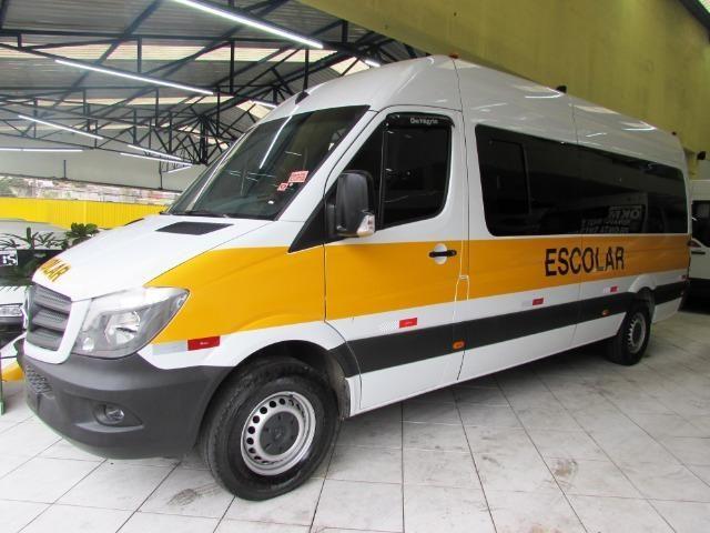 Mercedes Sprinter Extra Longa 28L Escolar 0KM