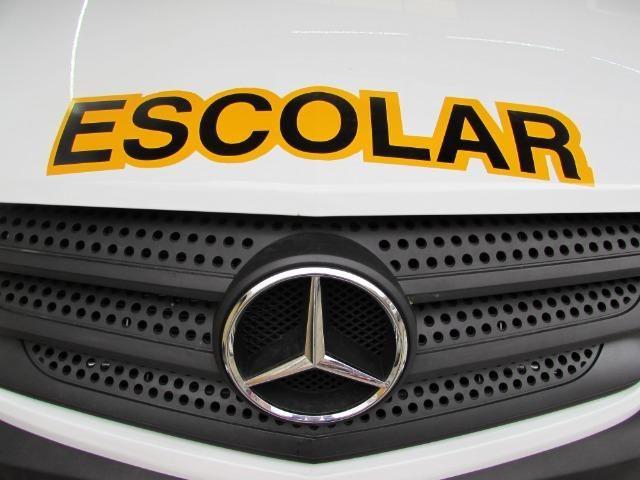Mercedes Sprinter Extra Longa 28L Escolar 0KM - Foto 3