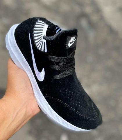 Tênis Nike Meia (38 ao 43) - 3 Cores Disponíveis