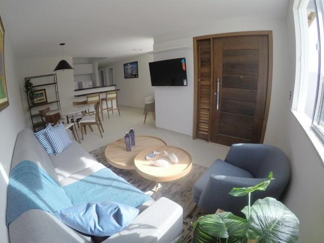 Vendo casa em Cond Fechado com 03 quartos 02 suítes Altos Do Calhau - Foto 3
