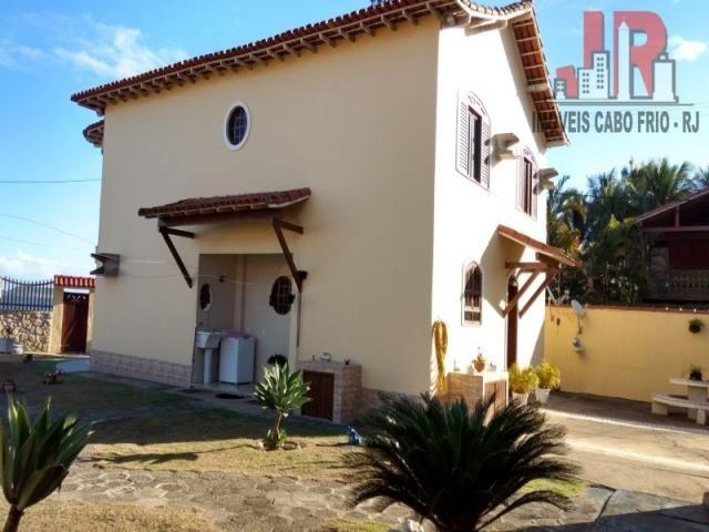 Casa duplex com piscina e Casa de hospede, frente para Lagoa de Araruama Balneário - São P - Foto 14