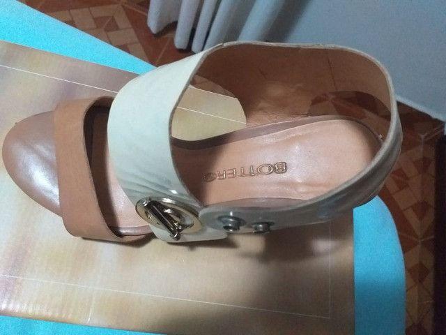 Sandália bottero n° 35 - Foto 2