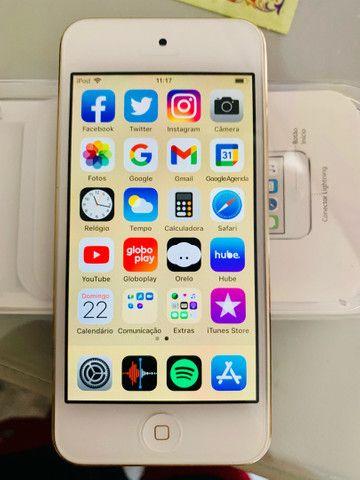 Ipod Touch 6 geração 32 GB Dourado - Foto 5