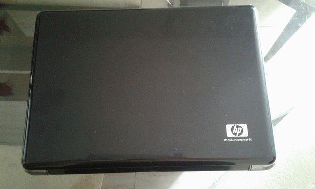 Vendo Notebook HP com defeito, liga mas não aparece imagem na tela - Foto 5