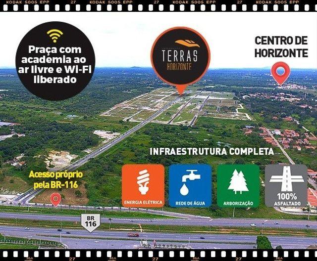 %% Lotes Terras Horizonte %% - Foto 2