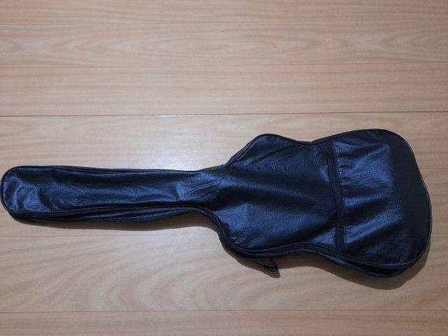Ótima guitarra e cubo para iniciantes e profissionais. - Foto 3