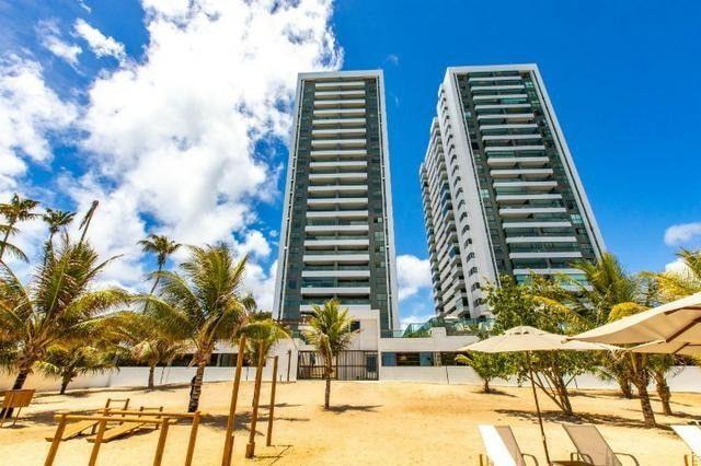 Condominio Gran Marine pé na areia em guaxuma, excelente investimento!! - Foto 12