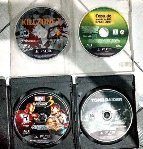 Jogos ps3 Playstation 3 30$ mídia física - Foto 2