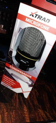 Microfone (condensador)