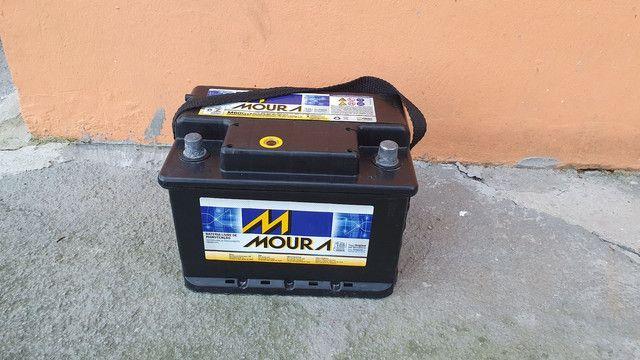 Bateria Automotiva Moura 60AH