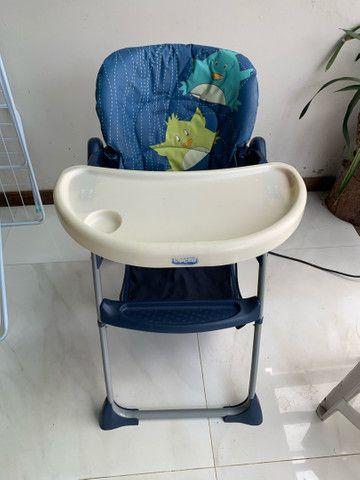 Cadeirinha de bebê para refeição  - Foto 3