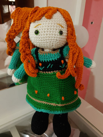 Bonecos de crochê - Foto 2