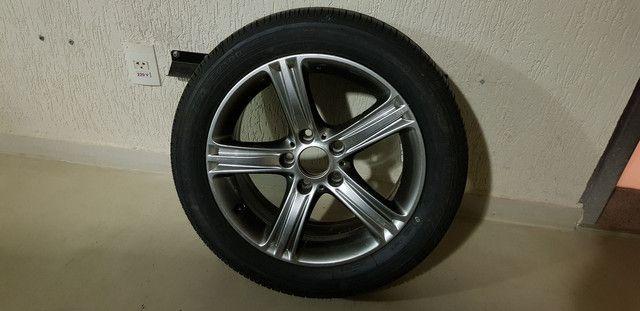 Roda + Pneu BMW - Foto 2