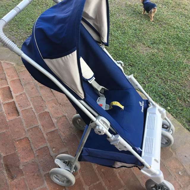 Carrinho de Bebê Galzerano -Semi nobo<br><br>