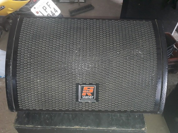 Monitor Ativo Staner HXS 300a 180 w RMS