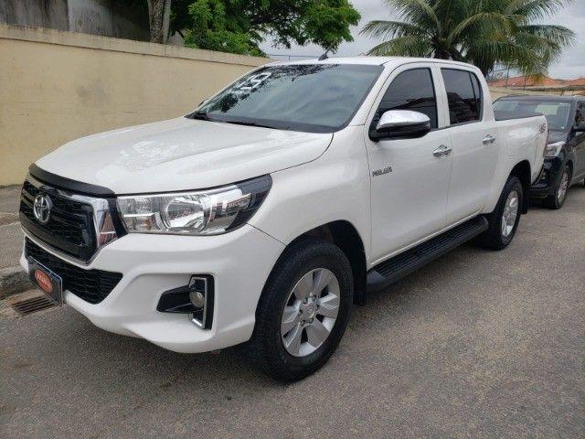 Toyota - Hilux 4X4 Diesel Mec - Foto 7