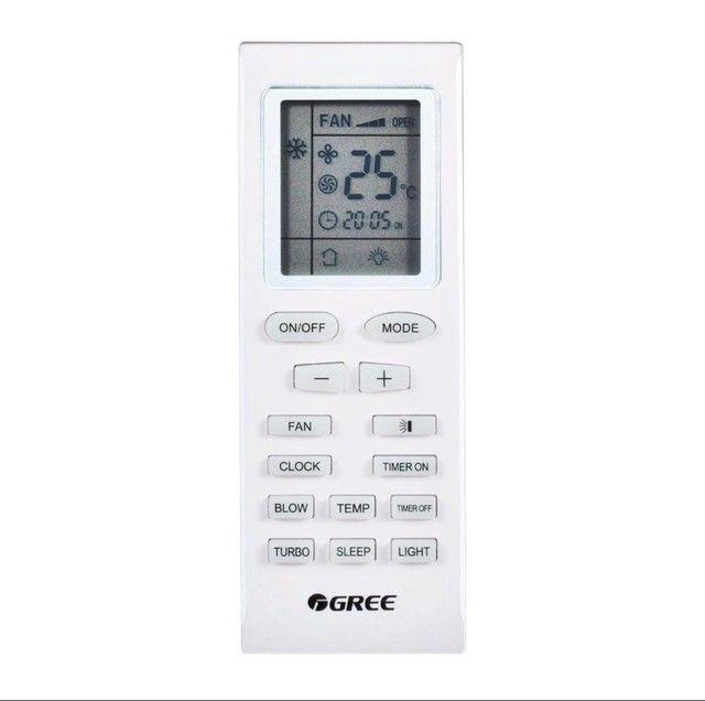 Ar condicionado Slipt Gree 12000 BTU/h, 220V - Foto 3