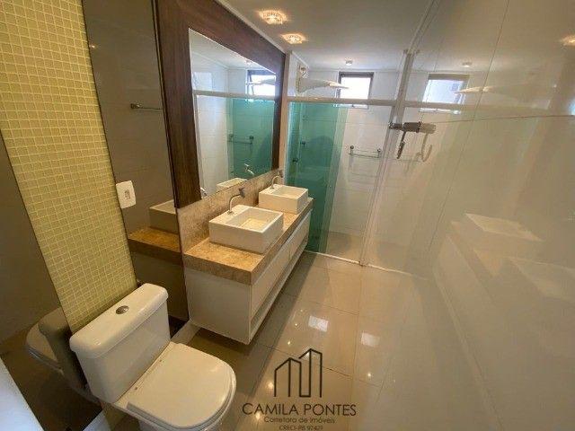 Apartamento à venda, 3 suítes, 164m², por 800 mil - Manaíra - João Pessoa-PB - Foto 8