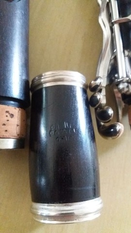 Clarinete Profissional de madeira - Foto 2