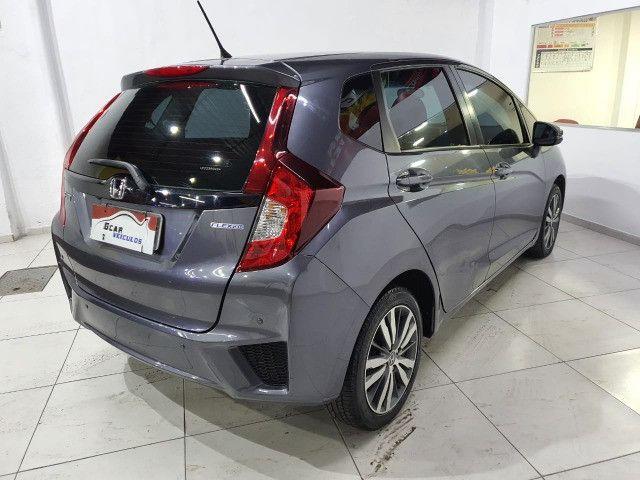 Honda fit 1.5 exl cvt automatica completo - Foto 2
