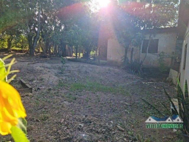 Velleda oferece 1 hectare a 5 minutos centro viamão com açude e casa, troca - Foto 17