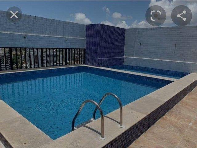 NERI 2qts 2vagas 80m2 pisc churrasqueira sala de Jogos brinquedoteca  - Foto 17