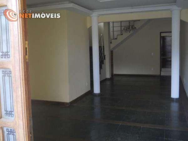Casa de condomínio à venda com 4 dormitórios em Rio branco, Belo horizonte cod:470529 - Foto 3