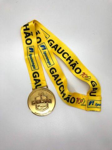Medalha Campeonato Gaúcho de Futebol  - Foto 4