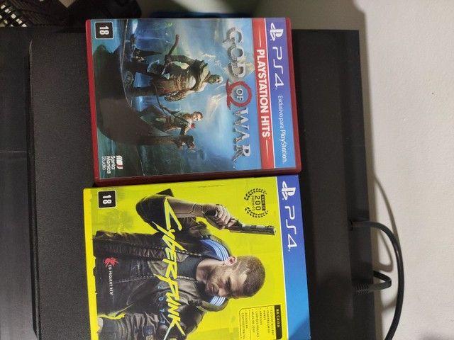 Playstation 4 (SOMENTE VENDA) - Foto 3