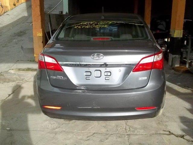 Sucata Hyundai Hb20 Sedan 1.6 para Retirada De peças - Foto 3