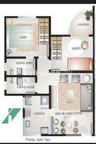 Apartamento à venda com 2 dormitórios em Itapoã, Belo horizonte cod:766795 - Foto 2